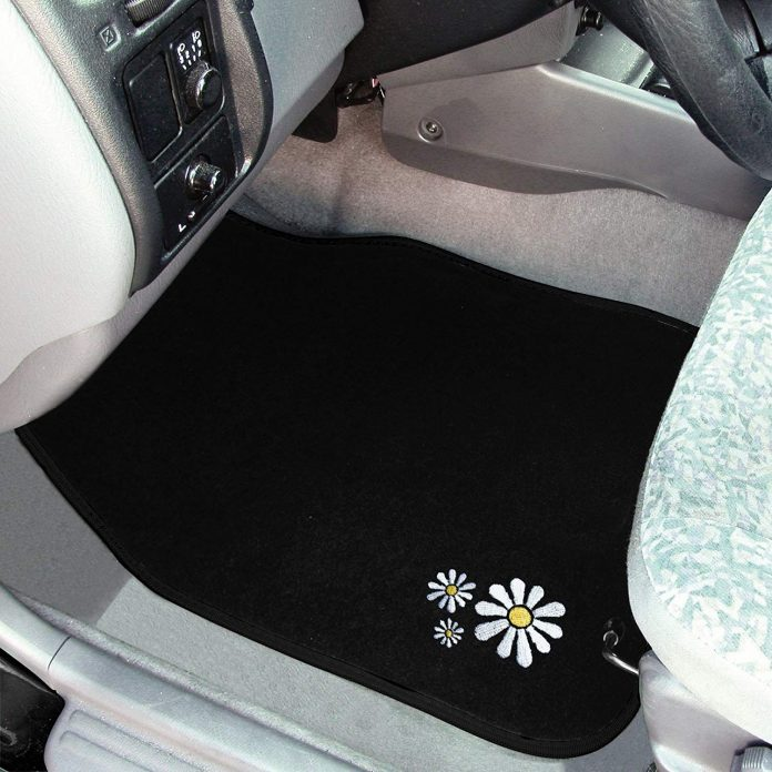 Cute car floor mats