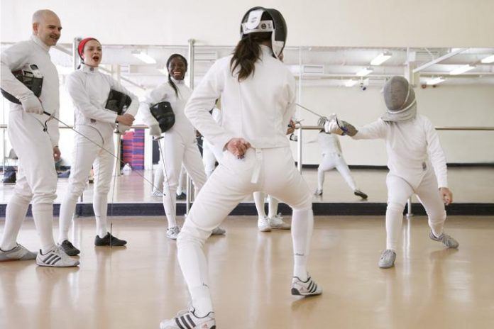 Fencing Classes in London
