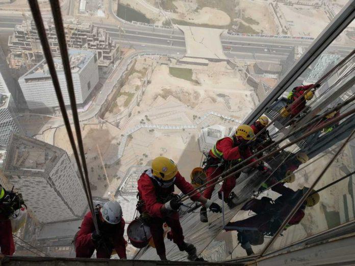Rope Access Company In Saudi Arabia