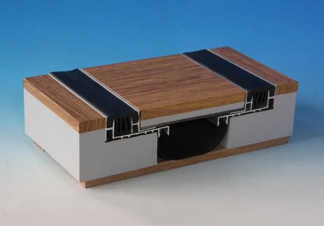 Building Floor Expansion Joint Cover
