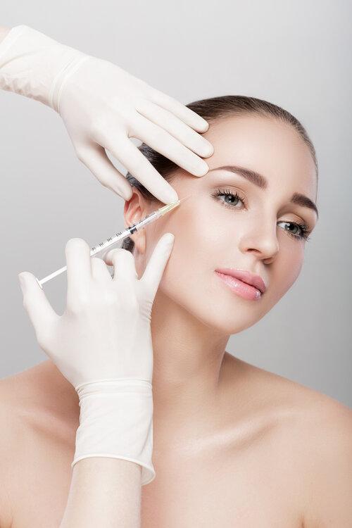 spa facial treatments London