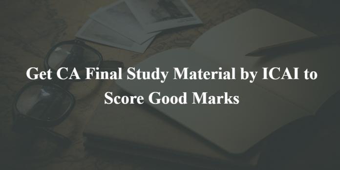 ca-final-study-material