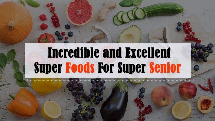 Superfoods, Superfoods for Super Senior, senior, Healthy Food, Genmedicare