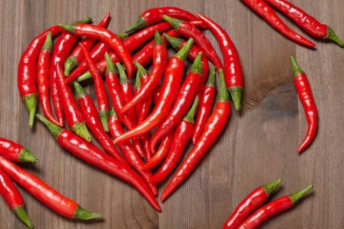 Cayenne Pepper, mens health, Genmedicare