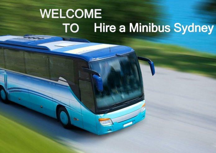 sydney mini bus hire