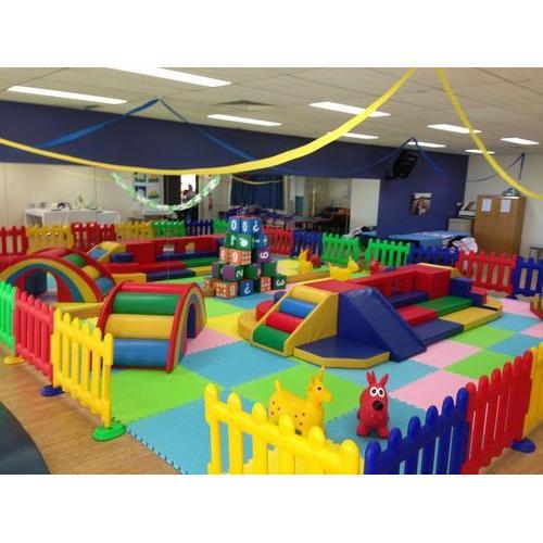 Indoor Playground Set