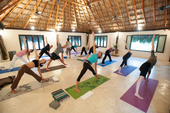 Yoga Studio Tulum