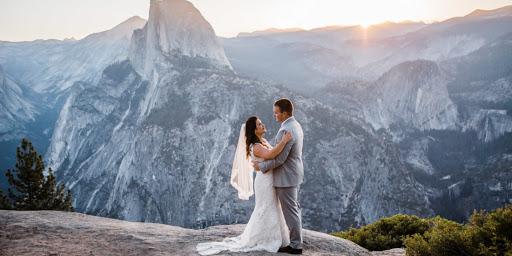 Yosemite wedding photographer.