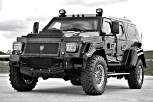 armored vehicles for sale in Miami